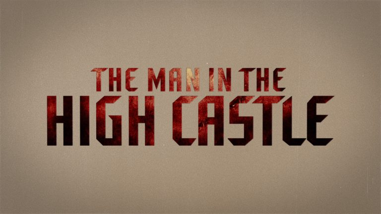 Intro The Man In The High Castle