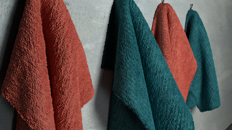 Cloth Surface Cinema 4D